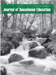 Journal of Geoscience Education, special issue on climate literacy
