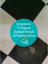 Limestone - A Tropical Seabed Brings us a Practical Stone